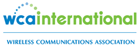 Wireless Communications Association International logo